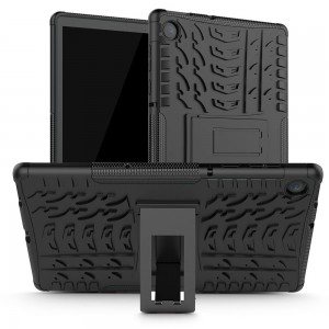 "Tech-Protect Ανθεκτική Θήκη Dual Layer Armorlok Lenovo Tab M10 Plus 10.3"" - Black"