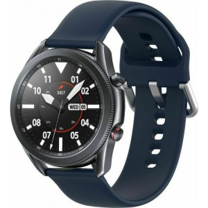 Tech-Protect Λουράκι Σιλικόνης Iconband Samsung Galaxy Watch 3 45mm - Navy