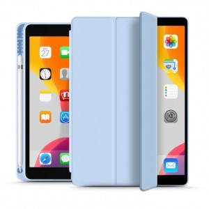 "Tech-Protect Θήκη Smartcase Pen Apple iPad 7 / 8 10.2"" 2019 / 2020 - Sky Blue"