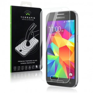 Terrapin Tempered Glass - Αντιχαρακτικό Γυαλί Οθόνης Samsung Galaxy Core Prime (006-002-315)