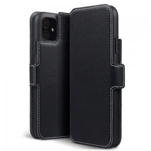 Terrapin Low Profile Θήκη - Πορτοφόλι iPhone 11 - Black