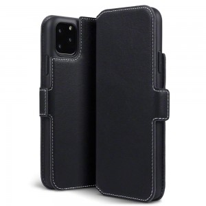 Terrapin Low Profile Θήκη - Πορτοφόλι iPhone 11 Pro Max - Black