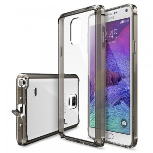 Θήκη Samsung Galaxy Note 4 με TPU Bumper