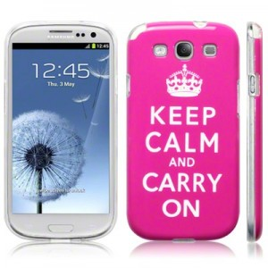Θήκη Galaxy S3/S3 Neo Keep Calm