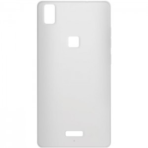 Θήκη Σιλικόνης MLS Diamond 4G Fingerprint - Transparent White