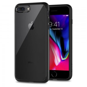 Spigen Θήκη Ultra Hybrid 2 iPhone 8 Plus / 7 Plus - Black