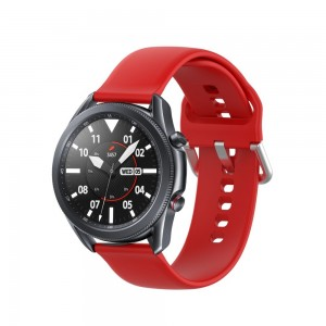 Tech-Protect Λουράκι Σιλικόνης Iconband Samsung Galaxy Watch 3 45mm - Red