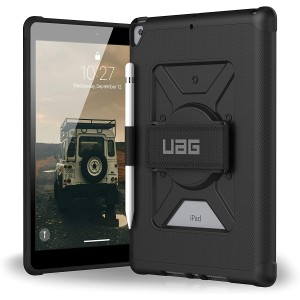 "UAG Ανθεκτική Θήκη Metropolis iPad 7 / 8 / 10.2"" 2019 / 2020  με Apple Pencil slot - Black"