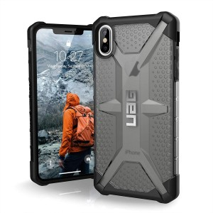 UAG Θήκη Plasma Feather-Light Rugged iPhone XS Max - Ash