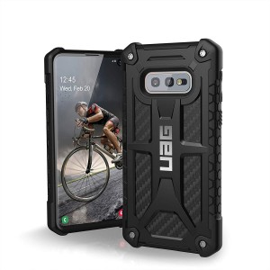 UAG Θήκη Monarch Light Rugged Samsung Galaxy S10e - Carbon Fiber