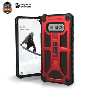 UAG Θήκη Monarch Light Rugged Samsung Galaxy S10 Plus - Crimson