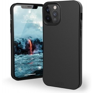 UAG Θήκη Biodegradable Outback Series Apple iPhone 12 / 12 Pro - Black