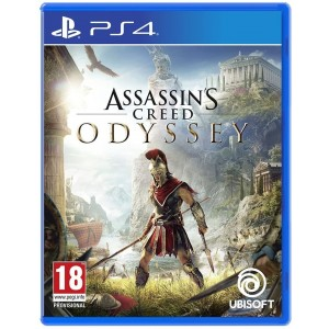 Ubisoft Action Game Assassin's Creed Odyssey Standard Edition - Παιχνίδι για PS4 & PS5