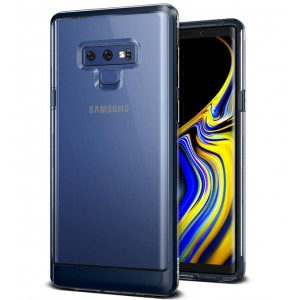 VRS Design Θήκη Crystal Bumper Samsung Galaxy Note 9 - Deep Sea Blue