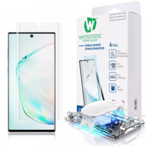 Whitestone Dome Glass - Liquid Optical Clear Adhesive & Installation Kit - Σύστημα προστασίας οθόνης Samsung Galaxy Note 10 Plus