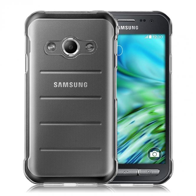 KW Διάφανη Θήκη Σιλικόνης Samsung Galaxy Xcover 3 - Transparent (31504-03)