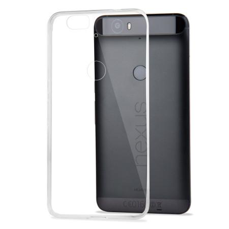 Ultra-Thin Διάφανη Θήκη Huawei Nexus 6P by Olixar (55479)