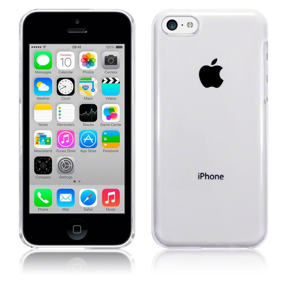 Διάφανη Θήκη iPhone 5C (125-107-001)