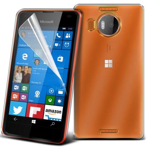 Διάφανη Θήκη Microsoft Lumia 550 (018-116-550) - OEM