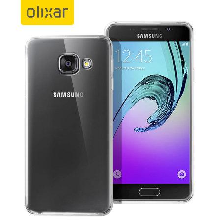 Ultra-Thin Διάφανη Θήκη Samsung Galaxy A3 II (2016) by Olixar (56977)