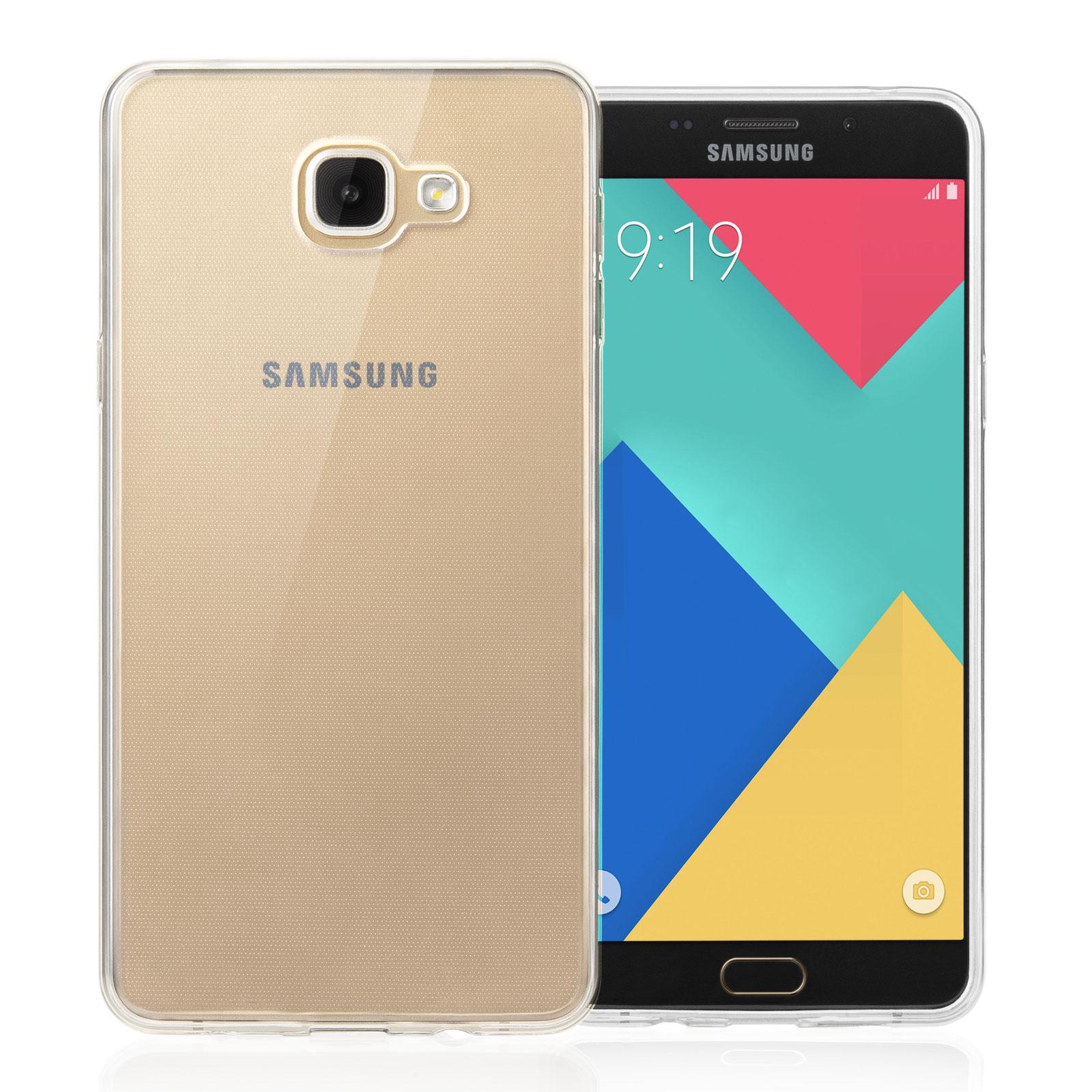 Yousave Ultra-Thin Διάφανη Θήκη Σιλικόνης Samsung Galaxy A9 (2016) (Z876)