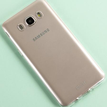 Olixar Διάφανη Θήκη Σιλικόνης Samsung Galaxy J5 (2016) (59586)