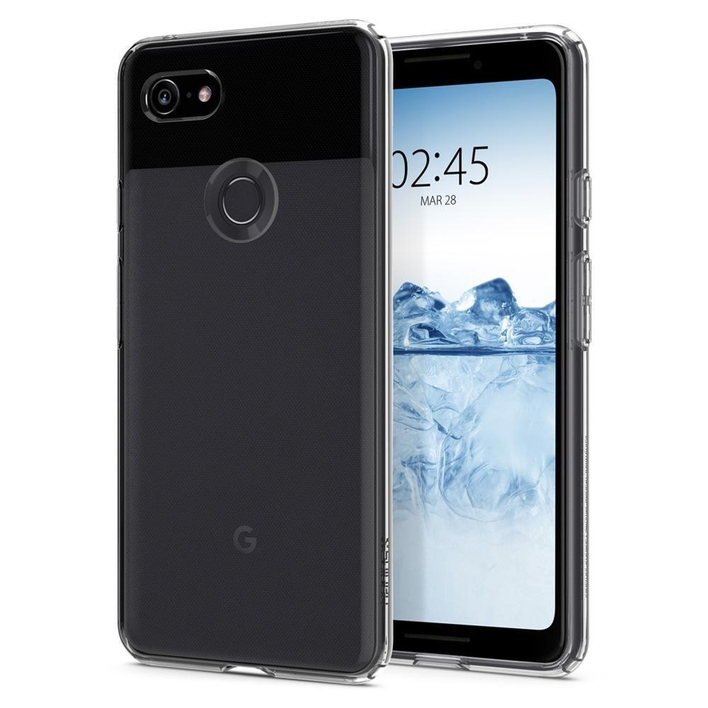 Spigen Θήκη TPU Liquid Crystal Google Pixel 3 - Crystal Clear (F19CS25032)