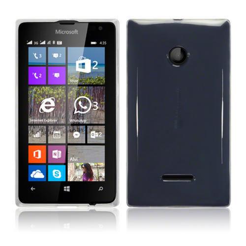 Διάφανη Θήκη Microsoft Lumia 435 by Terrapin (118-116-007)