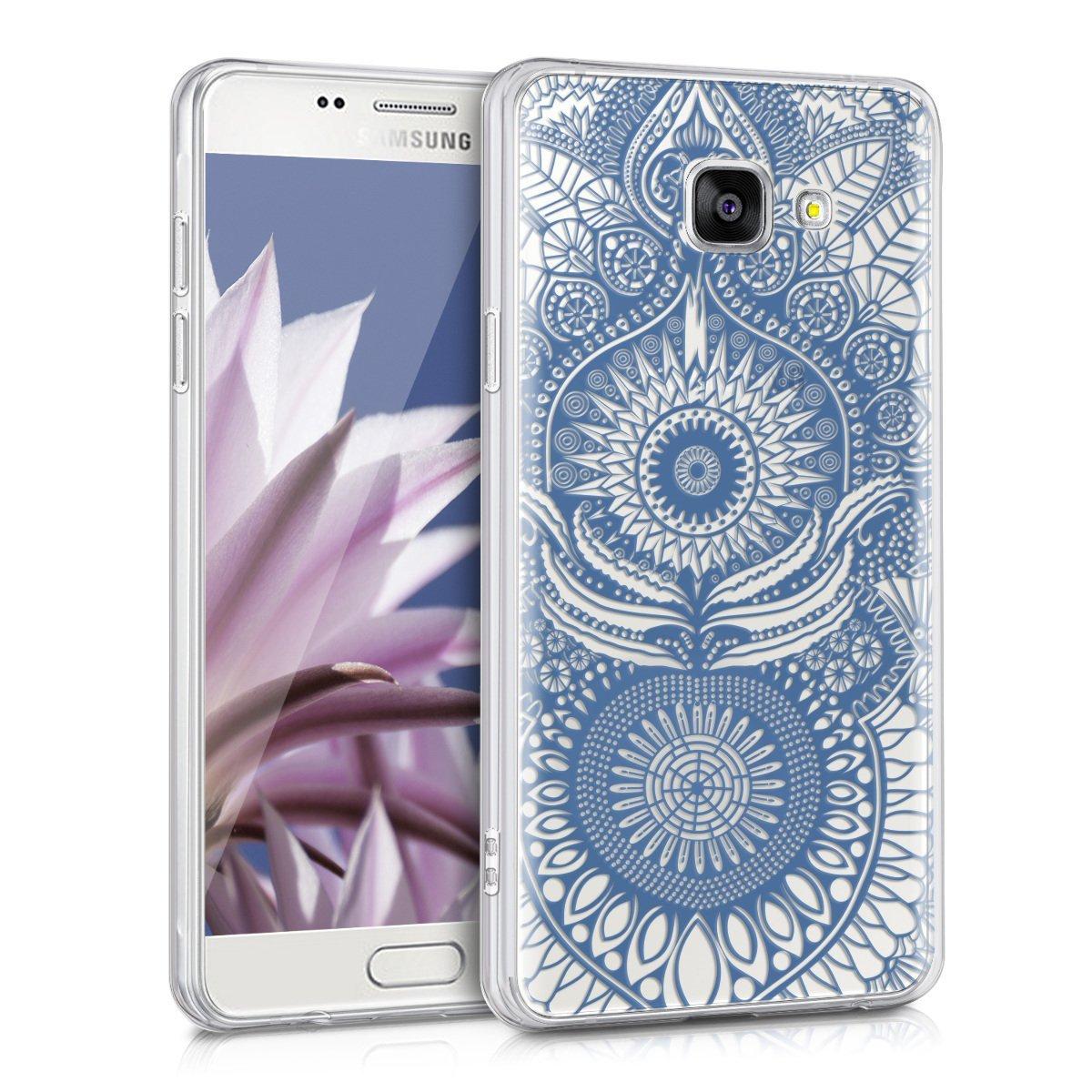 KW Διάφανη Θήκη Σιλικόνης Samsung Galaxy A5 II (2016) - Orient Design (38374.06)