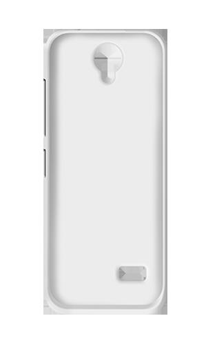 Ultra Thin Διάφανη Θήκη Σιλικόνης MLS Easy S (11.CC.520.192)