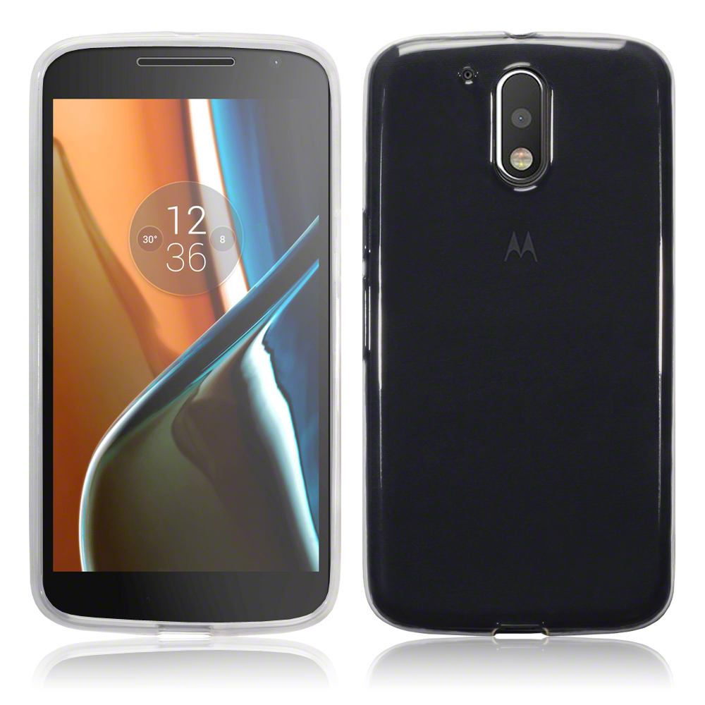 Terrapin Διάφανη Θήκη Σιλικόνης Motorola Moto G4 / G4 Plus (118-003-027)