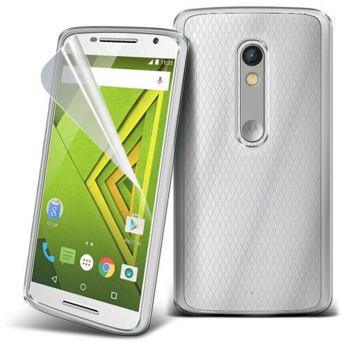 Διάφανη Θήκη Motorola Moto X Play (018-003-105) - OEM