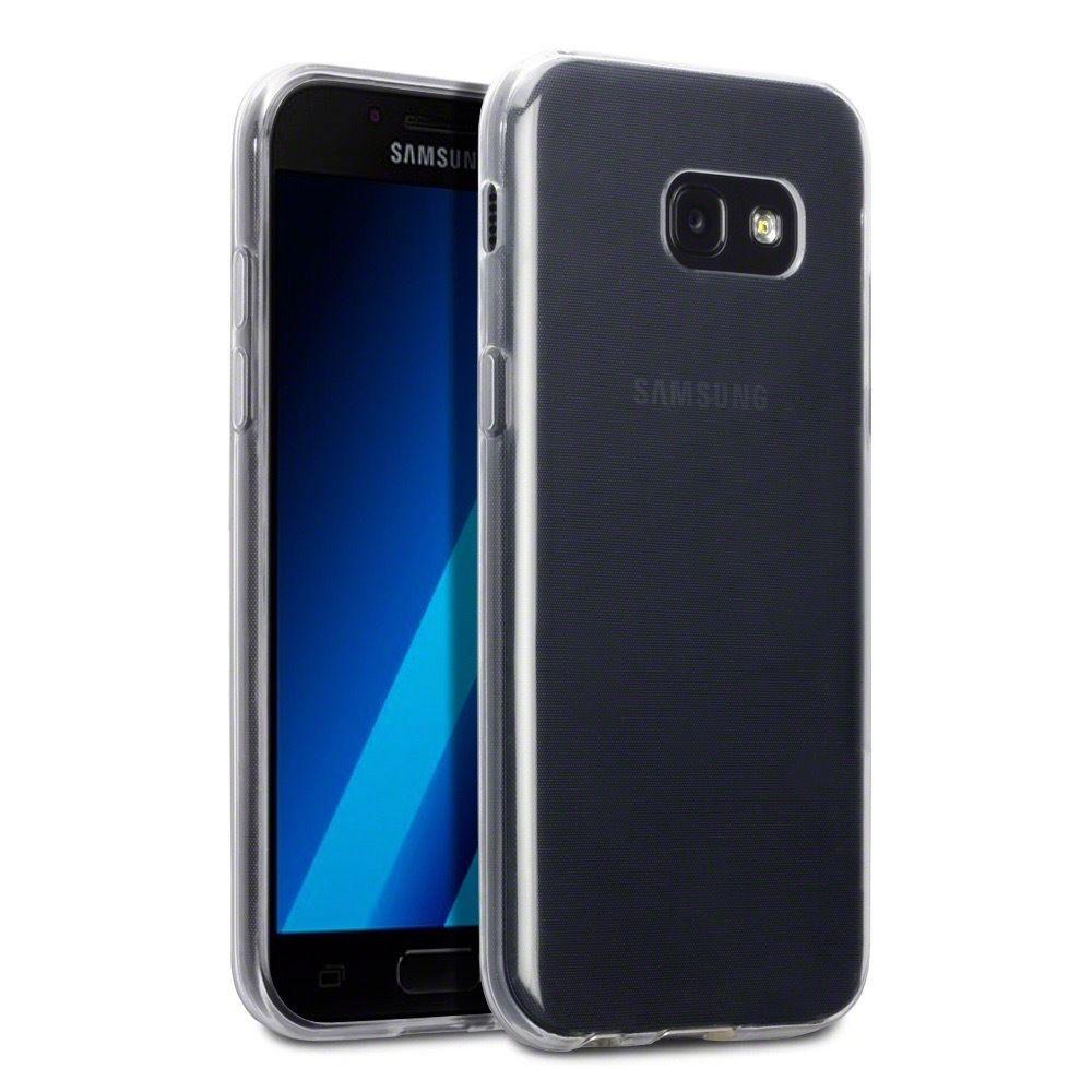 Terrapin Διάφανη Θήκη Σιλικόνης Samsung Galaxy A5 2017 - Clear (118-002-591)