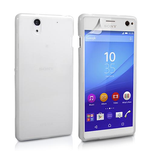 Yousave Ultra-Thin Διάφανη Θήκη Σιλικόνης Sony Xperia C4 (Z419)