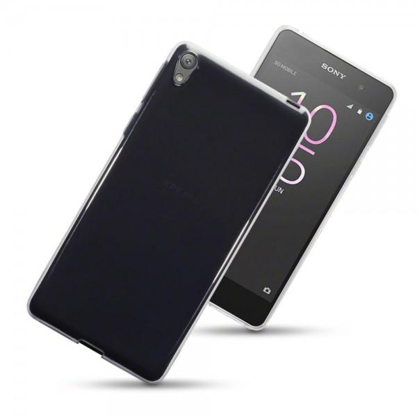 Terrapin Διάφανη Θήκη Σιλικόνης Sony Xperia E5 (118-005-313)