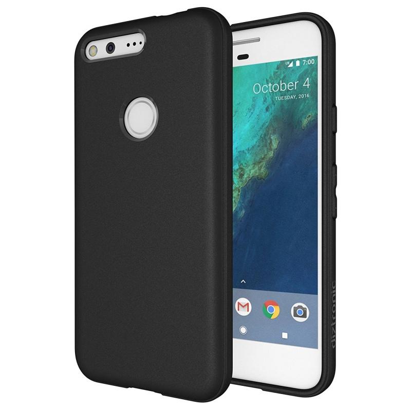 Diztronic Matte Θήκη Σιλικόνης Google Pixel XL - Black (PXL-FM-BLK) θήκες κινητών