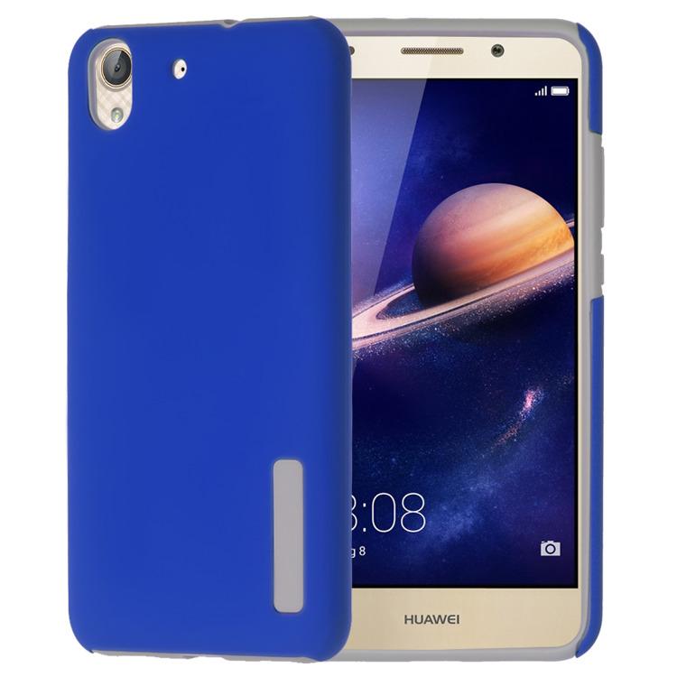 SHTL Dual Armor Θήκη Huawei Y6II - Blue (138840)