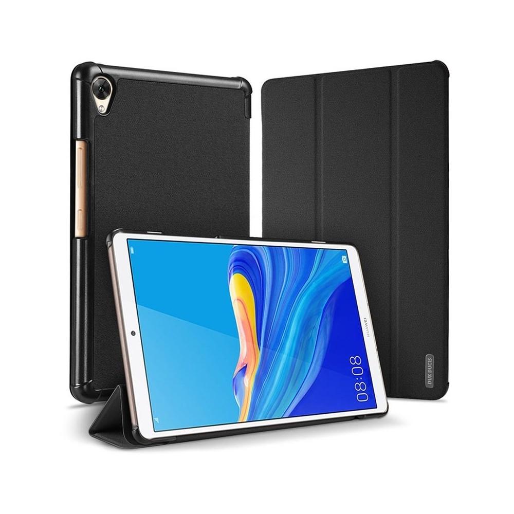 Duxducis Domo Series - Θήκη Flip Huawei Mediapad M6 8.4 - Black (52433)