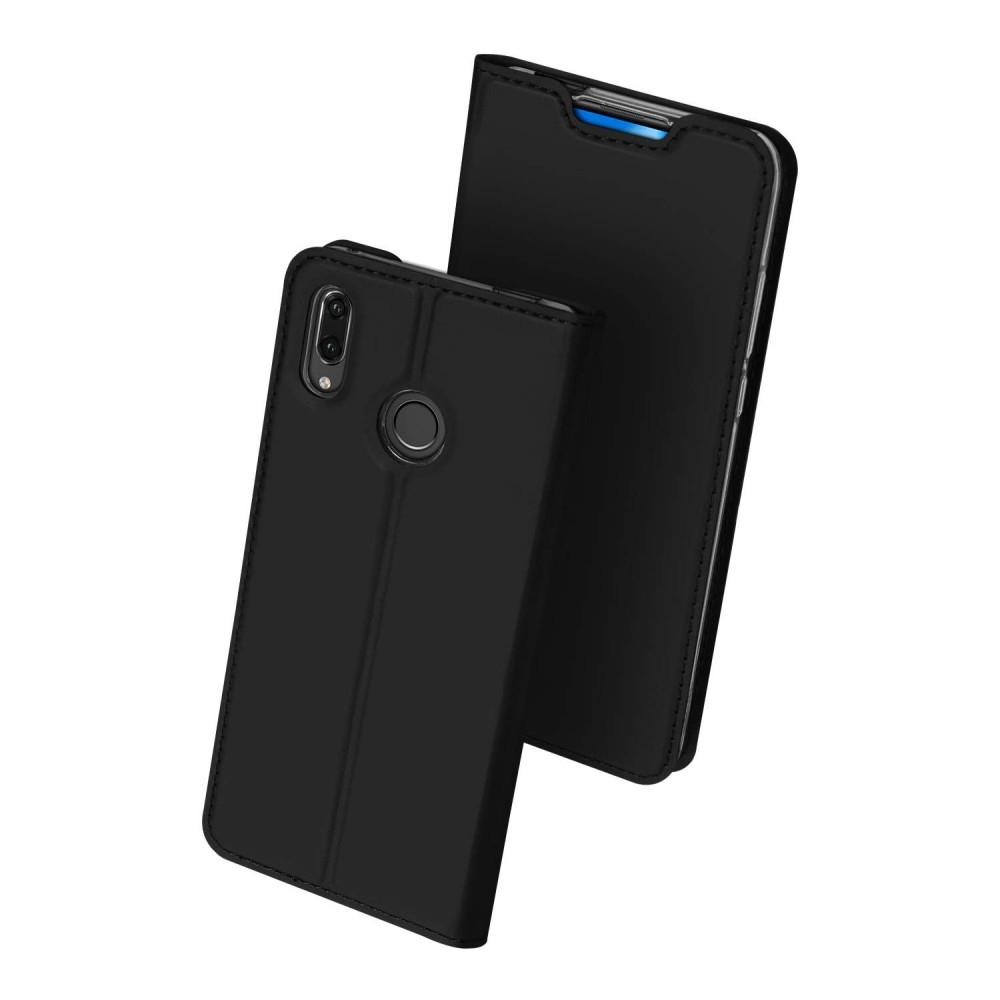 Duxducis SkinPro Θήκη Πορτοφόλι Huawei P Smart Z - Black (DDS268BLK)