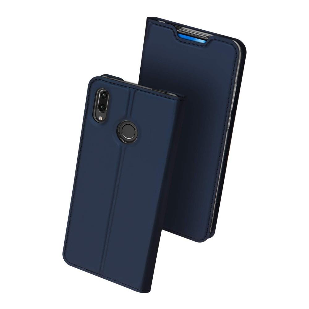 Duxducis SkinPro Θήκη Πορτοφόλι Huawei P Smart Z - Blue (DDS269BLU)