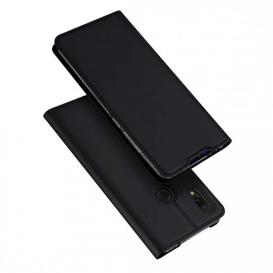 Duxducis Skin Θήκη Πορτοφόλι Xiaomi Redmi 7 - Black (DDS244BLK)