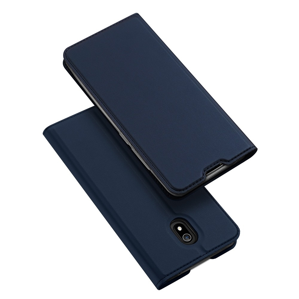 Duxducis SkinPro Θήκη Πορτοφόλι Xiaomi Redmi 8A - Blue (55306)