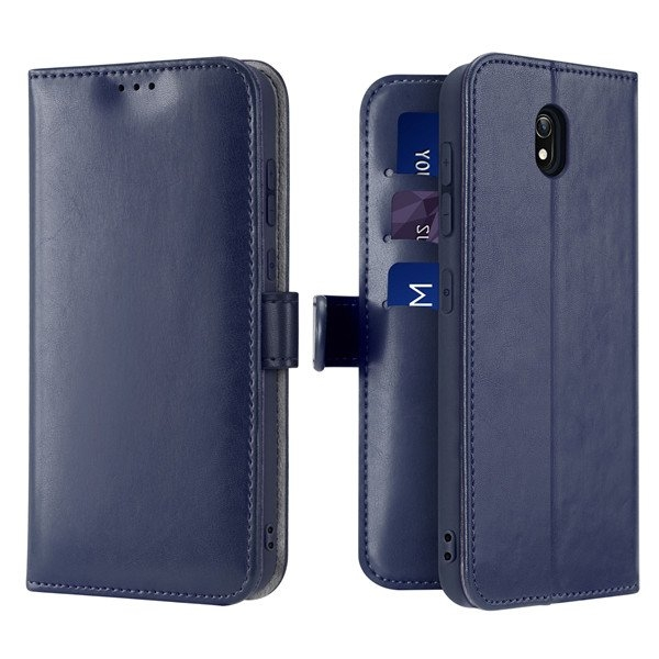 Duxducis Kado Series Θήκη Πορτοφόλι Xiaomi Redmi 8A - Blue (62706)