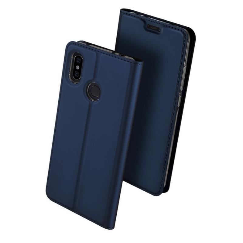 Duxducis Θήκη - Πορτοφόλι Xiaomi Redmi Note 6 Pro - Blue (14381)