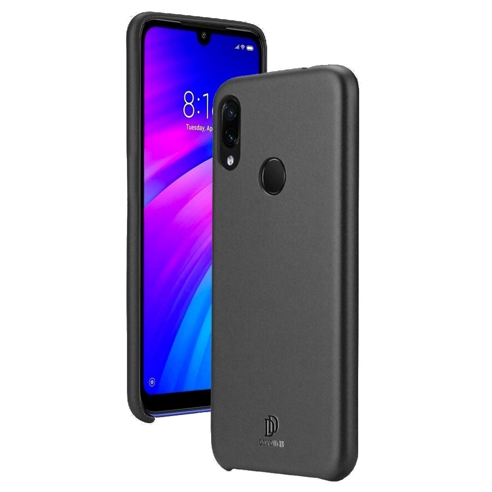 Duxducis Skin Lite Θήκη Xiaomi Redmi 7 - Black (DDSL272BLK)