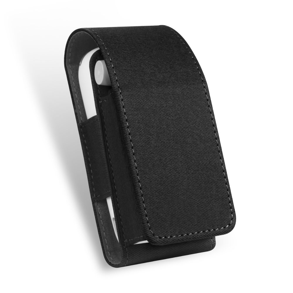 Duxducis 3 in 1 Θήκη SkinPro για IQOS 3 Starter Kit - Black (45142)
