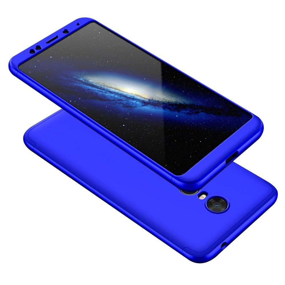 Θήκη Hybrid Full Body 360° Xiaomi Redmi 5 Plus - Blue (13469) - OEM