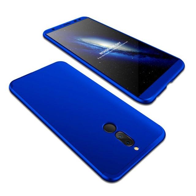 GKK Θήκη Hybrid Full Body 360° Huawei Mate 10 Lite - Blue (12575)