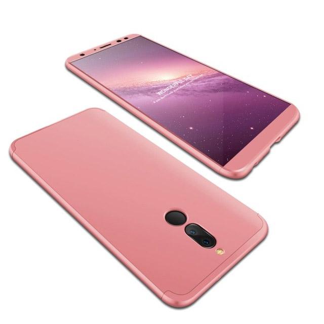 GKK Θήκη Hybrid Full Body 360° Huawei Mate 10 Lite - Rose Gold (12577)