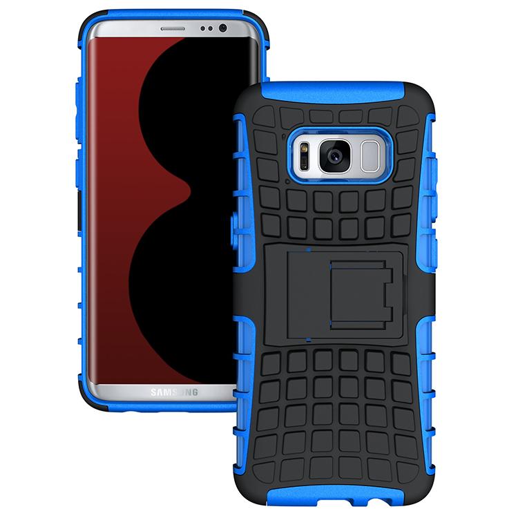 Ανθεκτική Θήκη Samsung Galaxy S8 - Blue (11309) - OEM